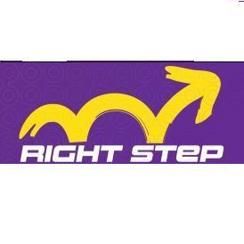 Right Step logo